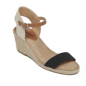 Lucky Brand Wedge Sandals Size 9 NWOB